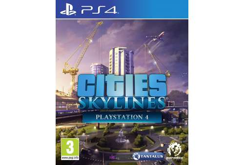 Cities Skyline PS4 - Bazar