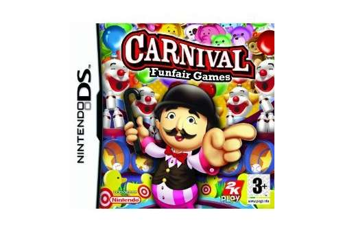 Carnival Funfair Games DS - Bazar