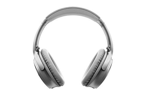 Bose QuietComfort 35 Series II Wireless Sluchátka s Amazon Alexa - Silver (Stav A)