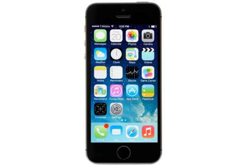 Apple iPhone 5S 16GB Space Grey (Stav B)