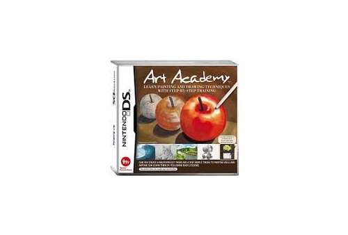 Art Academy DS - Bazar