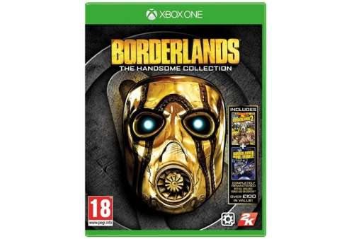 Borderlands: The Handsome Collection Xbox One - Bazar