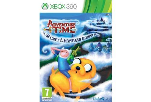 Adventure Time: The Secret of the Nameless Kingdom XBOX 360 - Bazar