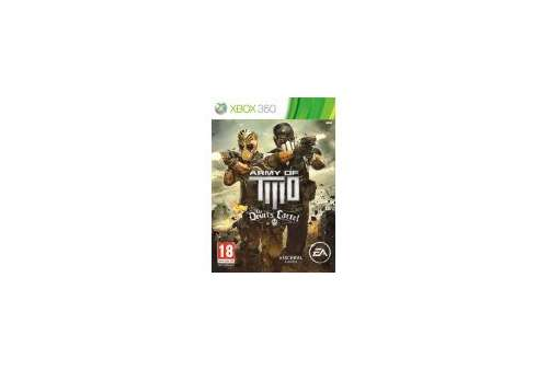 Army Of Two: The Devil's Cartel Xbox 360 - Bazar