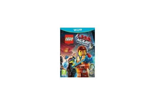 The LEGO Movie: Videogame Wii U (Pouze disk)