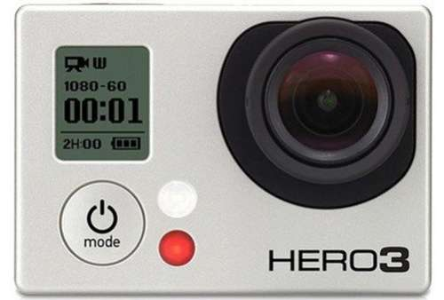 GoPro HD HERO 3 Silver Edition (Stav A)
