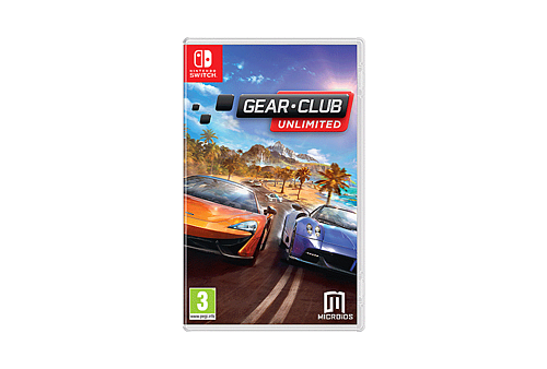 Gear Club Unlimited (Switch) - Bazar