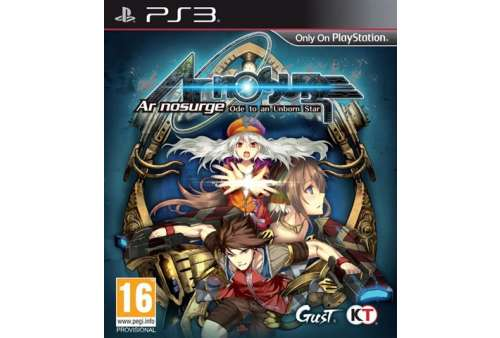 AR Nosurge: Ode To An Unborn Star PS3 - Bazar