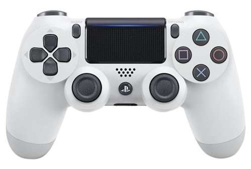 PS4 Official DualShock 4 White Ovladač (2017) (Stav A)
