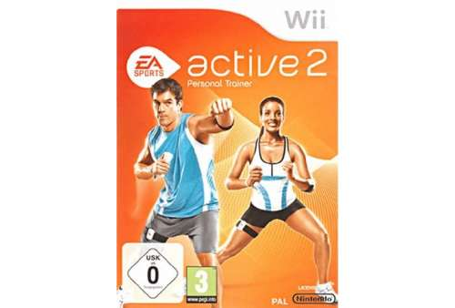 EA Sports Active 2 (Game Only) Wii - Bazar