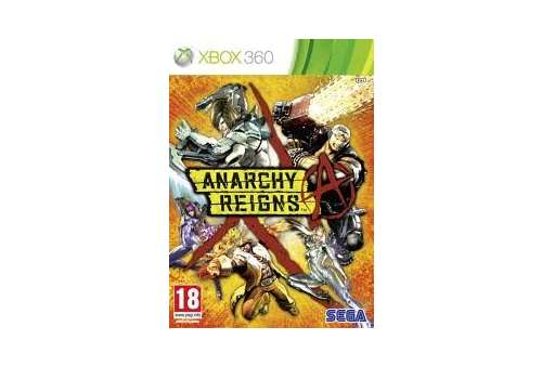 Anarchy Reigns Xbox 360 - Bazar
