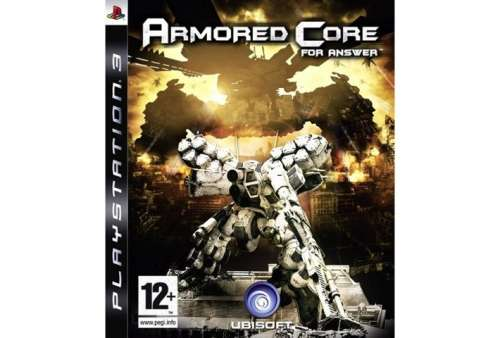 Armored Core: For Answer PS3 - Bazar