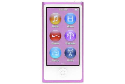Apple iPod Nano 7th Generation 16GB - Purple (Stav A)