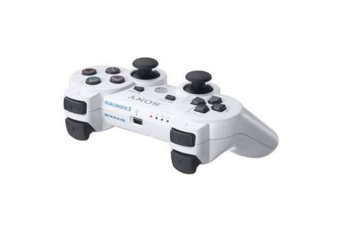 DUALSHOCK 3 Wireless Controller (white) - Bazar