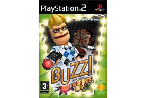 Buzz Sports Quiz PS2 - Bazar