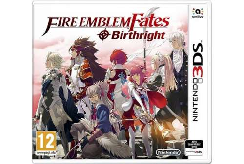 Fire Emblem Fates: Birthright 3DS - Bazar