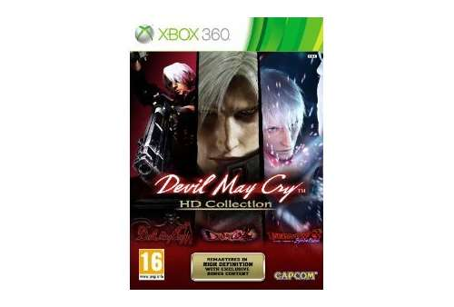 Devil May Cry: HD Collection Xbox 360 - Bazar