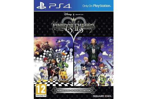 Kingdom Hearts HD 1.5 & 2.5 Remix PS4 - Bazar