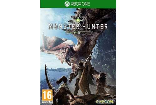 Monster Hunter: World Xbox One - Bazar