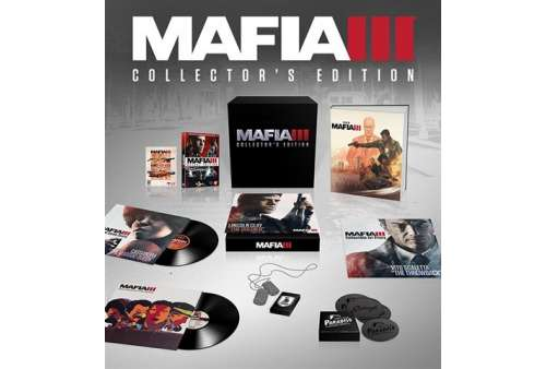 Mafia III Collectors Editon PS4 - Bazar