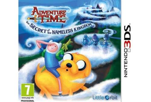 Adventure Time: The Secret of the Nameless Kingdom 3DS - Bazar