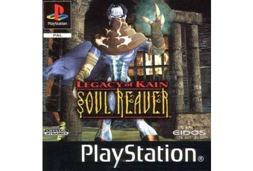 Legacy of Kain: Soul Reaver PS1 - Bazar