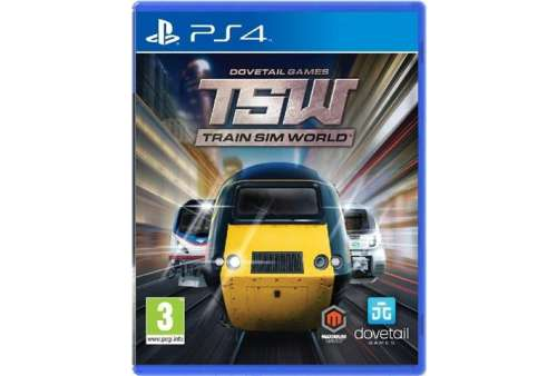 Train Sim World PS4 - Bazar