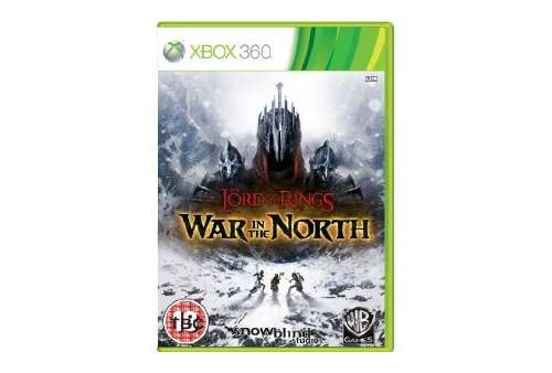 Lord of the Rings: War in the North Xbox 360 - Bazar
