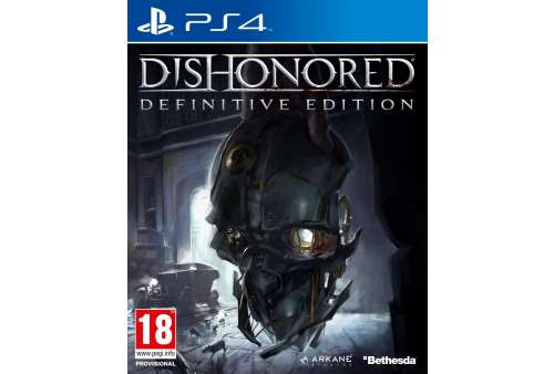 Dishonored: Definitive Edition PS4 - Bazar