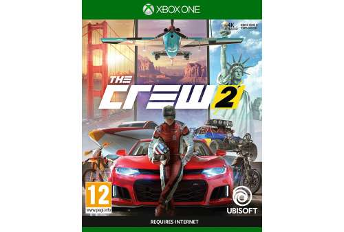 The Crew 2 Xbox One - Bazar
