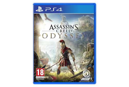 Assassin's Creed Odyssey PS4 - Bazar