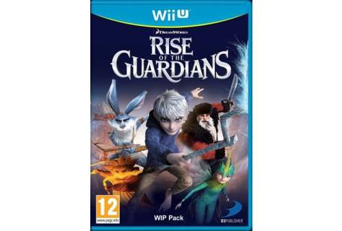 Rise Of The Guardians Wii U - Bazar