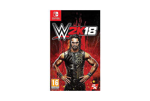 WWE 2K18 (Switch) - Bazar