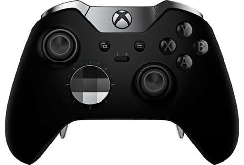 Xbox One Official Elite Wireless Controller + Case & All Parts (Stav B)