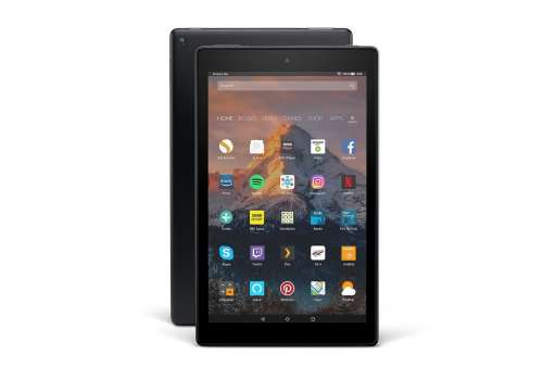 Amazon Kindle Fire HD 10 10.1 32GB (2017), WiFi (Stav A)