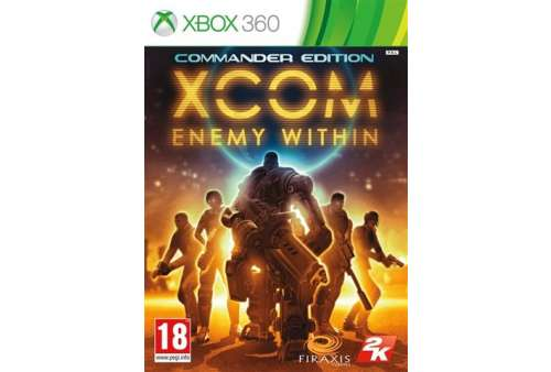 XCOM Enemy Within Xbox 36 - Bazar