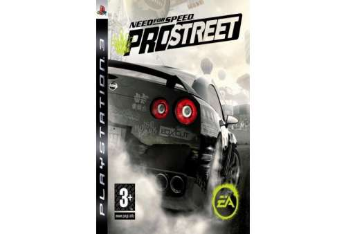 Need for Speed: Pro Street PS3 - Bazar