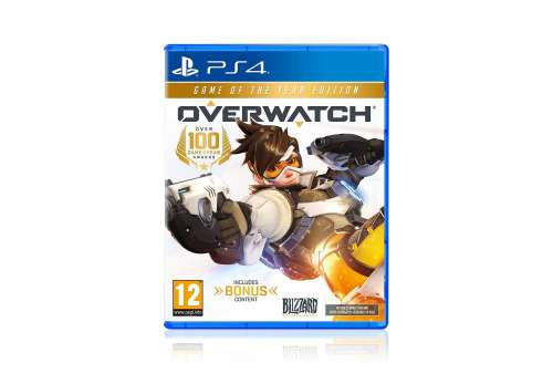 Overwatch Game of the Year Edition PS4 - Bazar