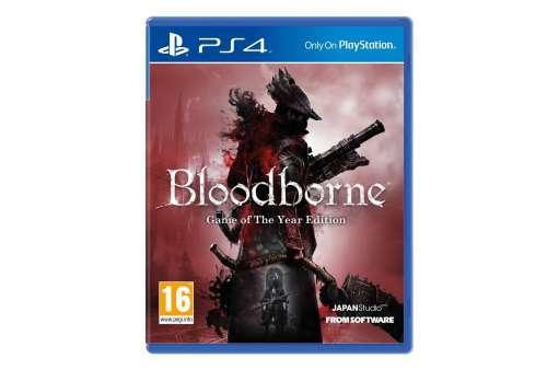 Bloodborne Game Of The Year Edition PS4 - Bazar