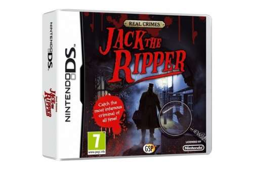 Jack The Ripper DS - Bazar