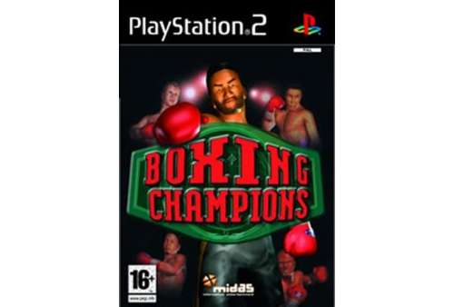 Boxing Champions PS2 - Bazar