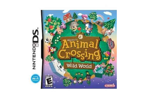 Animal Crossing: Wild World (DS) - Bazar