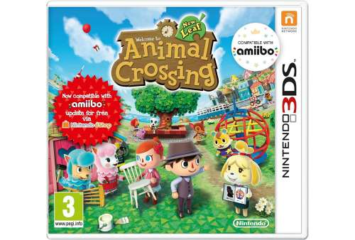 Animal Crossing: New Leaf 3DS - Bazar