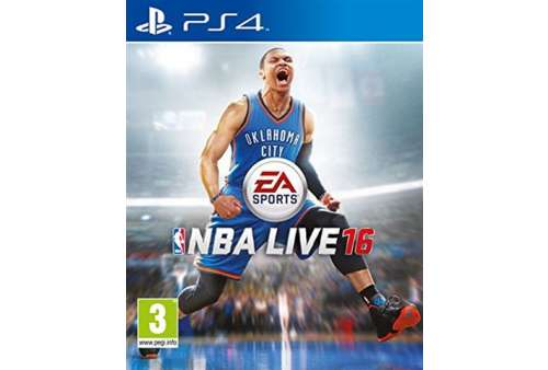 NBA Live 16 PS4 - Bazar