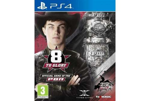 8 To Glory PS4 - Bazar