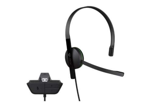 Official Xbox One Chat Headset - Bazar
