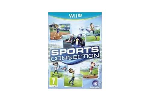 Sports Connection Wii U (Pouze disk)