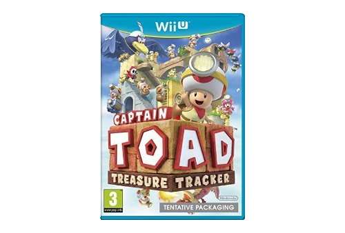 Captain Toad: Treasure Tracker Wii U (Pouze disk)