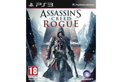 Assassin's Creed Rogue PS3 - Bazar