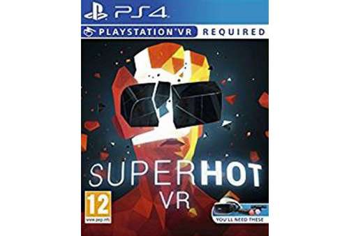 Superhot (PSVR) PS4 - Bazar